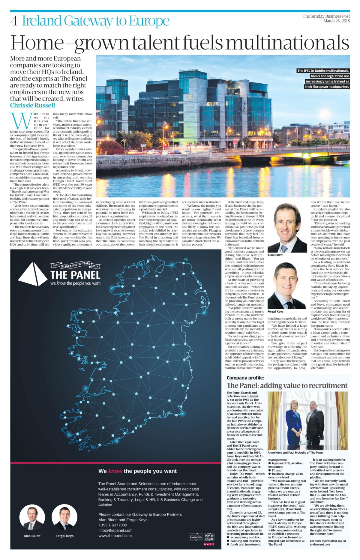 IGTE Sunday Business Post small